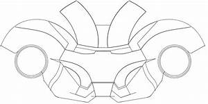 1000 images about bolo herois on pinterest super hero With iron man face mask template