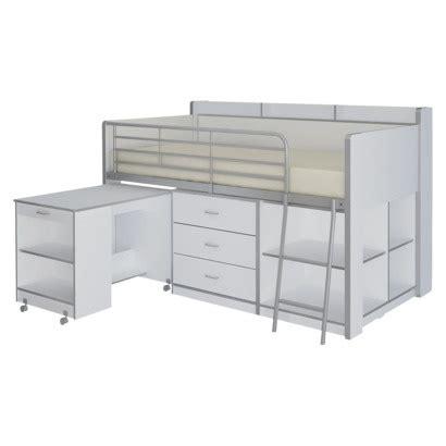 savannah loft bed with desk savannah loft storage bed white twin kids stuff
