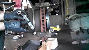 Rear Brake Pad Replacement Ford F350 2005