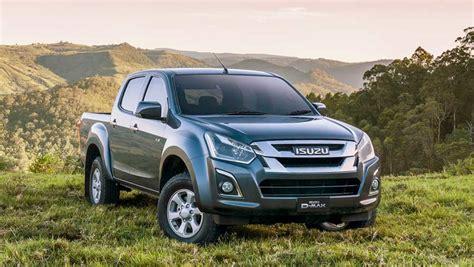 isuzu dmax isuzu d max ls m 2017 review snapshot carsguide