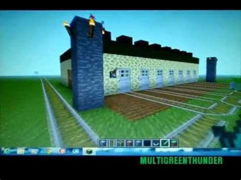 minecraft shed tidmouth sheds in minecraft