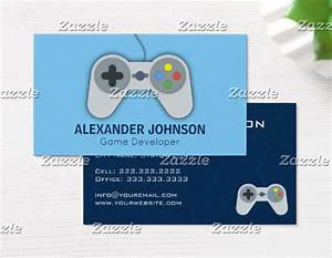 24 gaming business card templates free premium download for Video game business cards