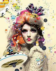 Fashion Photography Graphic Design