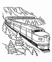 Csx Train Coloring Pages Coloring Pages Kids