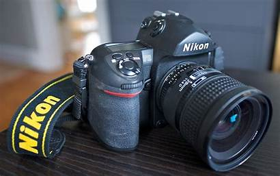 Nikon Camera F6 1080p Desktop Fotoapparat Blinking