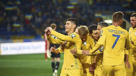 Сборная украины по футболу — национальная команда, представляющая украину на международных соревнованиях и встречах по футболу. Украина сыграет с Францией и Польшей в марте 2020 года   Факты ICTV