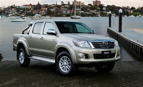 2018 Toyota Hilux New Auto Safety Upgrades Price Rises