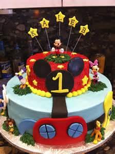 Disney Happy Birthday Cake