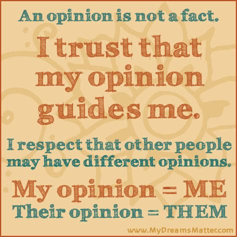 Respect Different Opinions Quotes