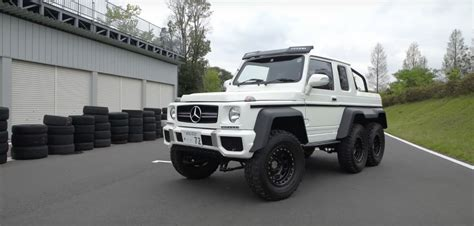 Check out our mercedes g63 amg 6x6 selection for the very best in unique or custom, handmade pieces from our shops. Replika Mercedes-AMG G63 6x6 dari Suzuki Jimny oleh pelajar Nihon Automotive Technology School
