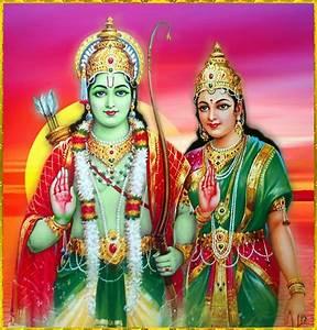 Lord Rama And Goddess Sita Hd Wallpapers Hd Wallpapers Rocks