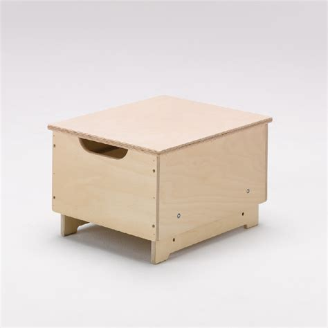 Stool Height by Adjustable Height Box Stool Part Of The Smirthwaite
