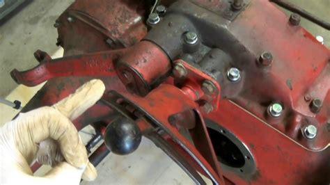 9n/2n Ford Drivetrain And Hydraulic Restoration (part 5
