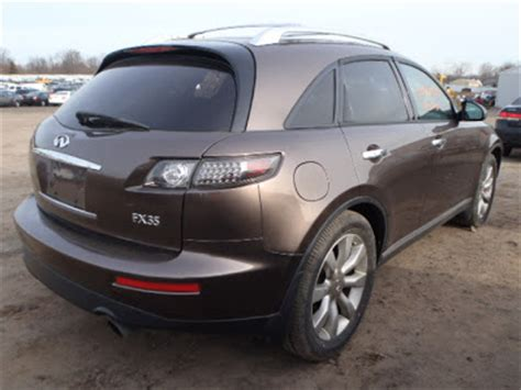 infiniti fx suv jeep  model  affordable prices