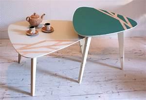 Table Basse Scandinave Bleu : table basse scandinave bleu bricolage maison et d coration ~ Teatrodelosmanantiales.com Idées de Décoration