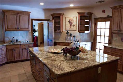 Kitchen Most Popular Granite Inspirations Also Enchanting