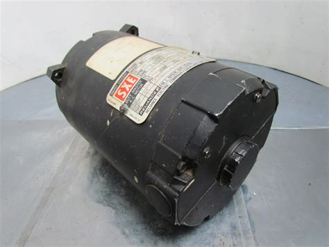 Reliance Electric Motors by Reliance Electric A77v9922m 1275 Ac Motor 1 4hp 3ph 56c
