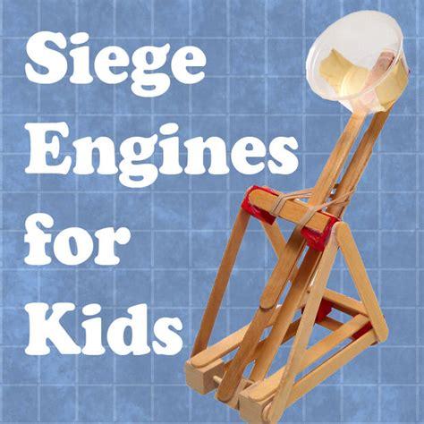 siege mini mini siege engines