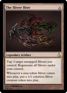 sliver planeswalker mtg google search sliver bloodline