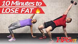 10 Minute Cardio Workout At Home For Women  U0026 Men