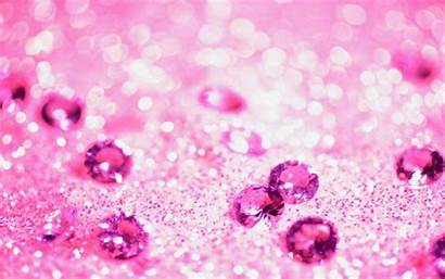 Pink Diamond Wallpapers 3d Backgrounds Slime Glitter