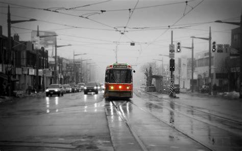 wallpaper cities canada streetcar st claire  bathurst