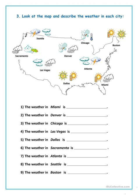 Worksheet Weather Map Worksheet Grass Fedjp Worksheet Study Site
