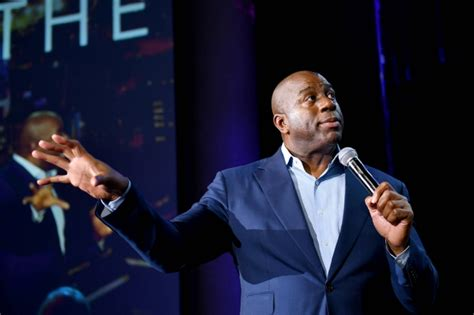 The equitrust life insurance company is an american insurer based in iowa and illinois that is most notable for being owned by earvin magic johnson. Magic Johnson's Company Helps Fund $100 Million To Small Businesses