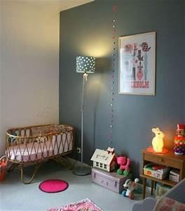 Deco Chambre Bebe Fille : decoration chambre bebe fille vintage chambre b b pinterest vintage bebe and decoration ~ Teatrodelosmanantiales.com Idées de Décoration