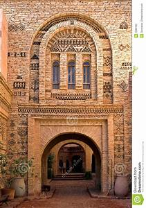 Arab Architecture (Morocco) Stock Photography Image2088782