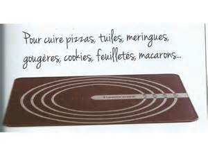 Tapis Patisserie Tupperware by Feuille Cuisson Tupperware Clasf