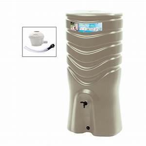 Tonne A Eau Plastique : r cup rateur d 39 eau et collecteur a rien eda rectangulaire ~ Dailycaller-alerts.com Idées de Décoration