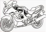 Coloring Motorcycle Pages Printable Wheeler Four Davidson Harley Print Transportation Atv Bike Motorcycles Getcolorings Filminspector Colorin Getdrawings Suzuki sketch template