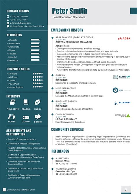 Professional Cv Writing Service by Professional Cv Writing Services Elite Cv Professional