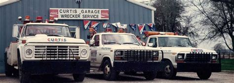Curtis Garage Wrecker  Central Indiana Towing And Road