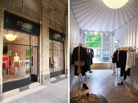 siege maje maje inaugure sa boutique dans les jardins du palais royal