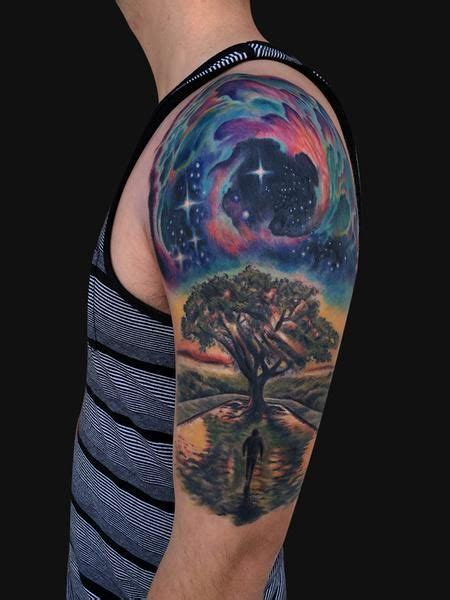 Best Tattoo Designs Black White Space Images