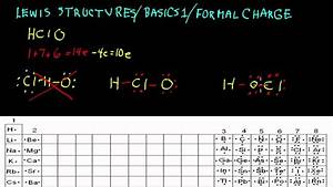 Lewis Structures Basics1 Formal Charge Mov