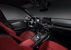 Nouvelle Audi A4  Encore Plus Sportive Et Sophistiqu U00e9e