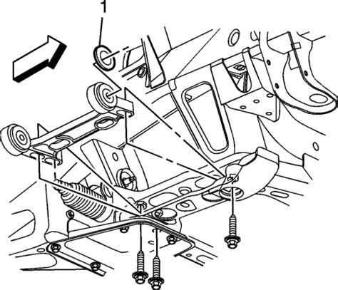 Chevrolet Trailblazer Rear Suspension Diagram