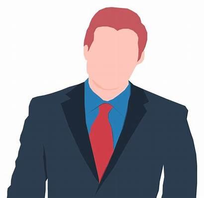 Professional Clipart Transparent Male Faceless Clip Avatar