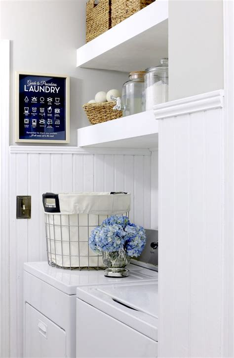 laundry room makeover ideas refresh restyle