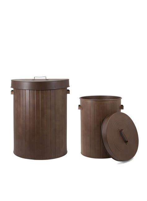 rust cans zinc jamaligarden copper