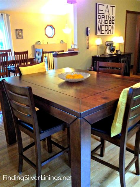 bar height kitchen table sets bar height kitchen table and chairs decorate your
