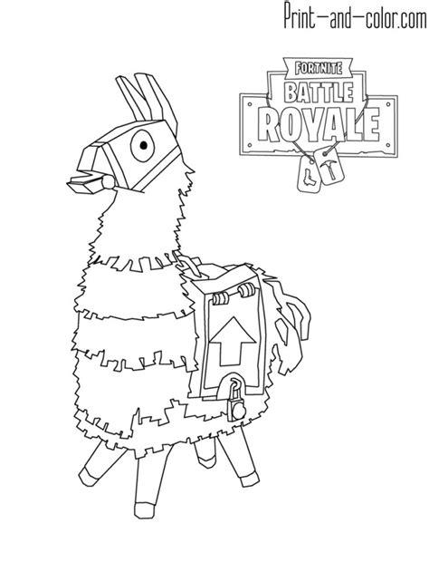 fortnite battle royale coloring page  tatoo   kolorowanki rysunki  obrazy
