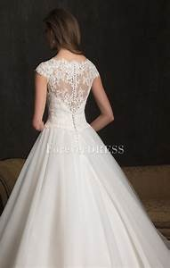 Button back wedding dress wwwpixsharkcom images for Button back wedding dress