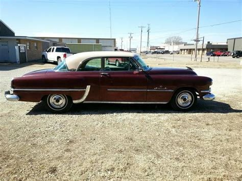 1954 Chrysler Imperial For Sale by 1954 Chrysler Imperial 2door Hardtop For Sale In Salina