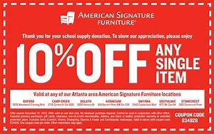 Home goods coupon in store latest with home goods coupon for American home furniture coupon