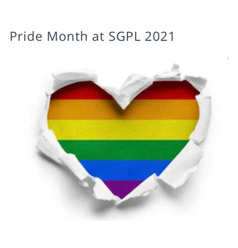 Don the colors of the rainbow, get the glitter out, and be true to yourself during pride month every june. May 20, 2021