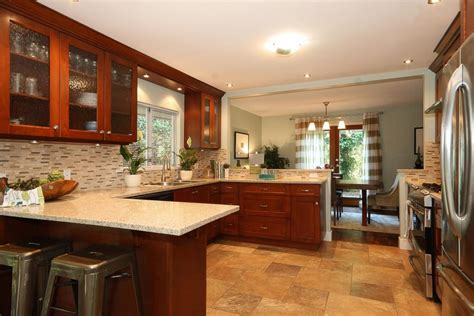 modern tropical kitchen design amazing before and after kitchen remodels hgtv 7779